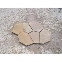 供应黄砂岩规则拼 黄砂岩装饰铺装