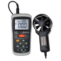 何亦DT-620 系列多功能风速测试仪是一款多功能检测仪,仪器能同时精准测量风速、风量、风温三参数,
