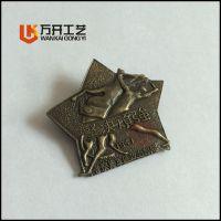 找做企业合金徽章厂,金属卡通徽章制作价格,广州做企业礼品胸章定做工厂