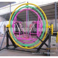 泰瑞游艺设备(图),三维太空环游乐设施,三维太空环
