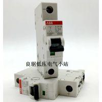 S201M-C50DC上海代理ABB直流空开空气开关特价1P 50A