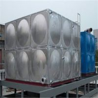北京镀锌水箱厂家定做/消防不锈钢水箱公司/生活供水设备
