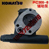 深圳小松PC300-7挖机液压先导辅助泵 小松300-7尾泵