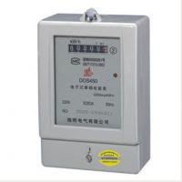 指明 DDS450 单相电子式电能表 电子表 电表