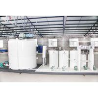 广东佛山福润科技减水剂控制系统(减水剂生产工艺自动化控制系)