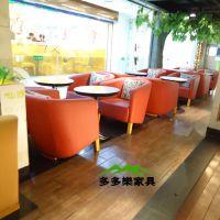 供应休闲餐厅大理石餐桌 圆形大理石餐桌 餐厅高档餐桌 颜色可选