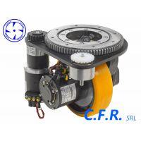 MRT电机意大利原装进口CFR驱动轮叉车行走系配件AGV驱动轮舵轮