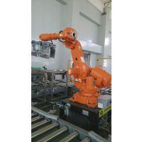 机器人码垛抓取滚筒输送机 不锈钢滚筒输送机