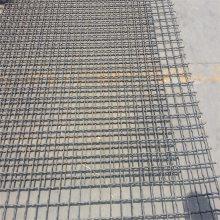 旺来白钢轧花网 矿用轧花网 不锈钢丝网片
