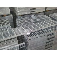 南宁市供应热镀锌钢格板 楼梯脚踏步 水沟盖板