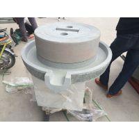 厂家销售豆腐专用石磨 鼎信牌豆腐电动磨浆机
