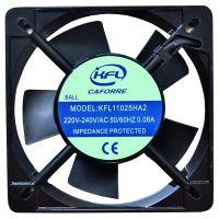 深圳凯丰利供应KFL11025大型舞台灯使用散热风扇/批发各尺寸风扇