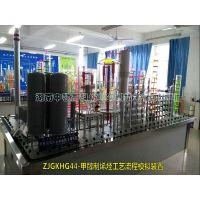 ZJGKHG44-甲醇制烯烃工艺流程模拟装置