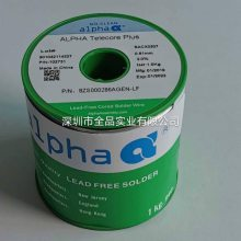 alpha焊锡丝SAC0307是免清洗环保焊锡丝,适用于各种行业的焊接应用.