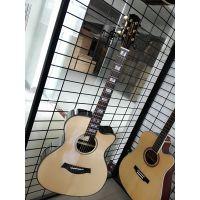 奥卡迪斯40寸二系单板民谣吉他AS220