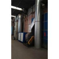 荣高环保专业设计生产工业废气净化装置 光解除臭设备 水淋塔