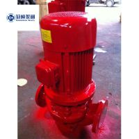 消防泵XBD5.0/55.6-125-200I贵州省喷淋泵启动方式,消防泵控制柜原理图