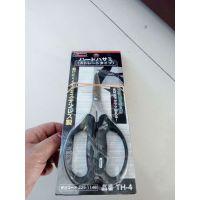 现货销售日本进口TRUSCO/中山多功能剪刀329-1146品番TH-4