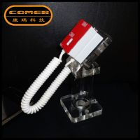 东莞厂家直销 手机模型防盗报警器 智能手机展示防盗器展示架子