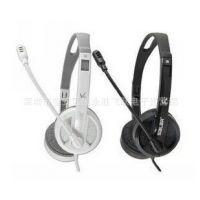 【厂家直销】 声籁 V38V 单孔头戴式带麦克风 耳机 耳麦 手机耳机
