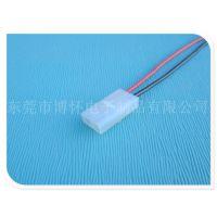 供应6200-2P母插头线 电池端子线 LED连接线