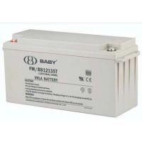 12V135Ah/20HR电池FM/BB12135T鸿贝蓄电池BABY蓄电池