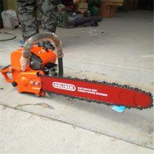 带土球汽油挖树机 链条式油锯挖树机 富民机械