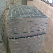 旺来Q235平台格栅板 热镀锌钢格板规格 成品格栅板