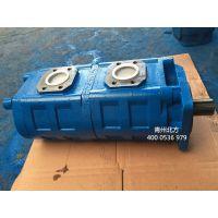 山东北方液压件公司供应渔船双联齿轮泵CBGJ3160/3160