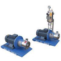 均质泵,三级均质泵,食品级均质泵均质泵,高剪切均质泵,管线式均质泵