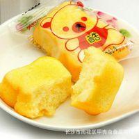 美时乐熊仔蛋糕 5斤一箱 含蛋量高 松软香甜 好吃不腻