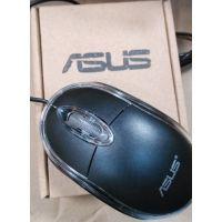 批发 ASUS华硕光电鼠标 有线鼠标 USB小鼠标 笔记本电脑配件