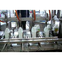 江苏常州 民权 CCP50-4D型 4头5L食用油灌装机 液体灌装机 全自动灌装机 灌装机械