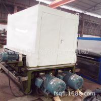 铝板砂光机/金属平板砂光机(NO4)佛山不锈钢卷板雪花砂机厂家