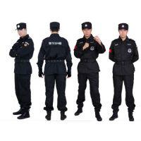 99式作训服-黑色保安服-郑州特卫服-河南押运服秋季冬季作战服