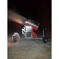 造雪机造雪温度 国产造雪机畅销诺泰克