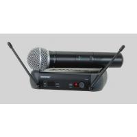 供应商 Shure-舒尔 PGX24-PG58 一拖一手持无线话筒 正品