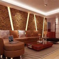 无甲醛天然材质生态软木墙板 客厅背景墙板生产厂家
