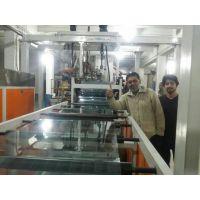 金韦尔制造PET多螺杆片材生产线