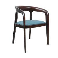 上海轻食餐厅椅子轻食餐厅实木椅子定做
