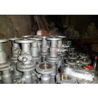供应专业生产碳钢材质一体式球阀、法兰球阀Q41F