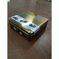 高档马口铁金属盒,巧克力月饼金属方形铁盒,饼干糖果铁盒定制