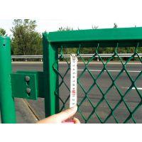 绵阳防撞金属防护栏@鸿德带框的垃圾场围栏网@铁丝隔离网厂家