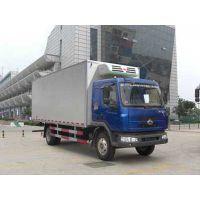 青驰冷链运输车,国四冷藏运输车价格,厢式货车,食品冷藏车保温车