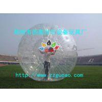 郑奥游乐厂家直销2018新款草地滚动球、滚筒、步行球