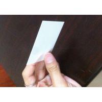 超薄0.3mm氧化铝陶瓷超高导热 绝缘材料常规尺寸现货供应