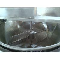 供应希源牌燃煤油炸锅 炸豆泡自动出料油炸锅 效率高好清洁