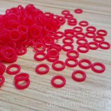 YF深圳彩色密封圈 O型密封圈 标准机械耐高温腐蚀磨损橡胶密封圈