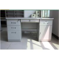西安铁桌子定做厂家,运鑫公司焊接加工各类款式铁办公桌