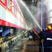 地铁车辆清洗机-地铁车辆外表面清洗机-高压水射流地铁车辆清洗设备